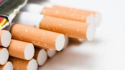 한국 청소년의 첫 흡연 연령은