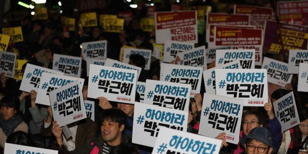 박근혜 대통령이 물러나야 할 확실한