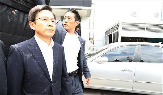 '황교안 총리'는 '김병준 후임' 소식을 전혀 듣지