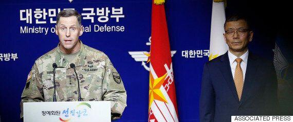 미국이 한국 사드 배치를 서두른다 : 브룩스 연합사령관