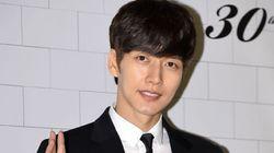 박해진이 '고영태 관련 루머'에 입장을 밝혔다