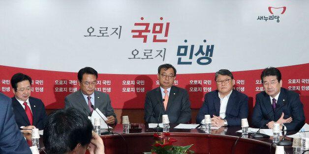 새누리당과 조선의 '컨틴전시