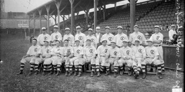 컵스가 108년 전에 월드 시리즈에서 우승했을 때 미국은 이런 모습이었다