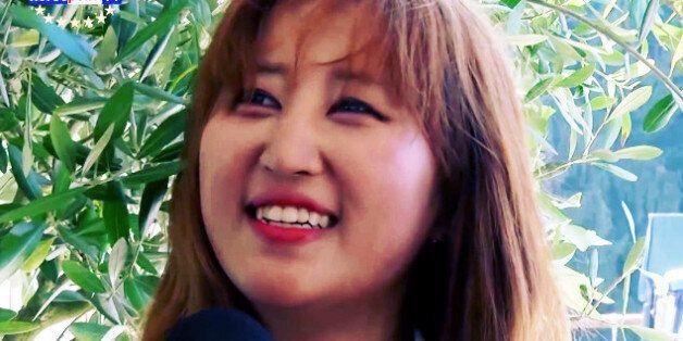 최순실씨의 딸 정유라(20)씨의 지난 8월 한 승마 전문 채널과의 인터뷰