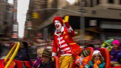 세계적인 '광대 괴담'에 맥도날드가 '로널드'의 등장을 제한하기로