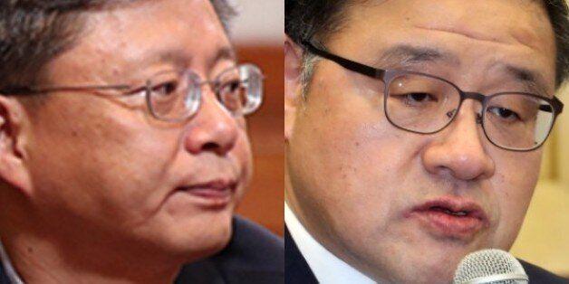 '우병우-안종범'이 청와대 비서진 일괄사퇴 강력