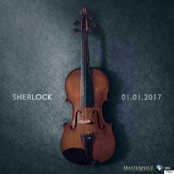 '셜록4'의 공식 방영일자가