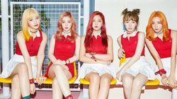 레드벨벳이 '러시안 룰렛'으로 9월 유튜브에서 정상을