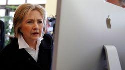 클린턴도 선거로 힘들 땐 고양이 동영상을