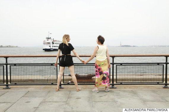 이 여성은 엄마와 둘만의 여행을 떠나기 위해 한 달간 휴가를