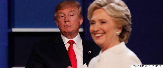 힐러리 클린턴의 딸이 트럼프의 '끔찍한 여자' 발언에 대해 입을