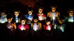 페트병으로 만든 램프가 빈곤 국가들에 빛을