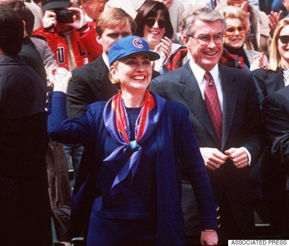 힐러리 클린턴은 시카고 컵스의 팬일까, 뉴욕 양키스의