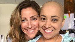 항암 치료도 이 여성의 흥을 멈출 수