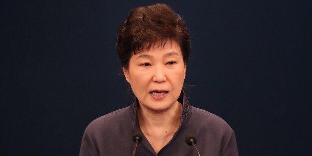 박근혜 대통령의 최순실 의혹 '대국민 사과' 직후, 트위터에서는 #순수한마음이