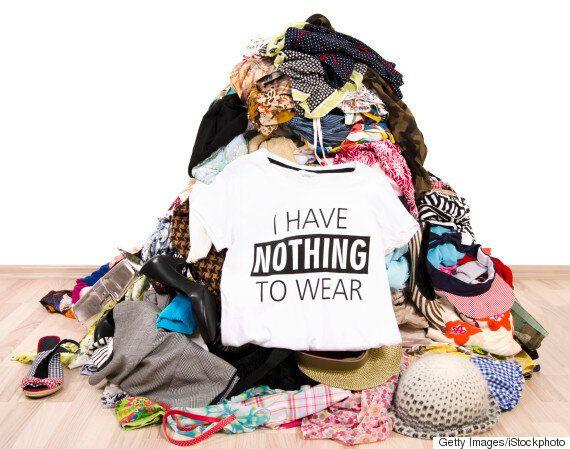낡은 옷을 절대 쓰레기로 버려서는 안 되는