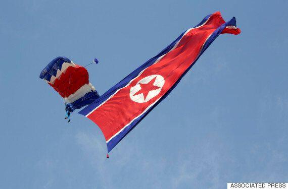 북한이 중거리 탄도미사일을 시험발사했지만 실패한 것으로 드러났다고 미국이