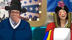 김국진과 강수지가 '라디오 스타'에 함께 출연해 애정을 과시했다