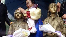 중국에 첫 위안부 소녀상이