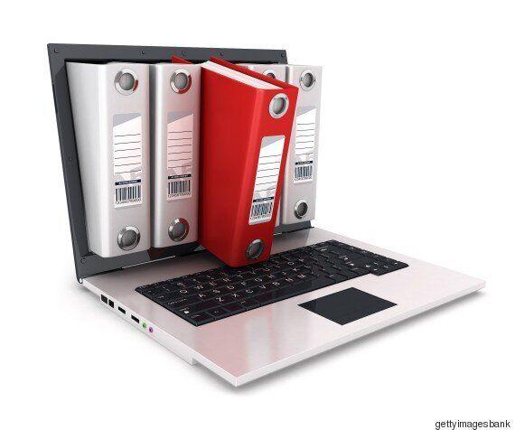 우리의 정보가 디지털로 기록되며 생겨난