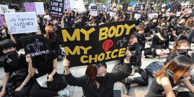 '낙태죄' 폐지, 변화는 이미