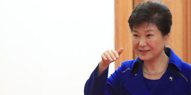 최순실의 '대통령 연설문' 작성에 대한 청와대의