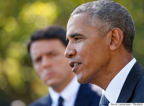 버락 오바마 대통령이 '선거조작' 주장을 제기한 트럼프에게