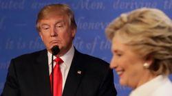 트럼프가 패배를 거부하며 마지막 토론이