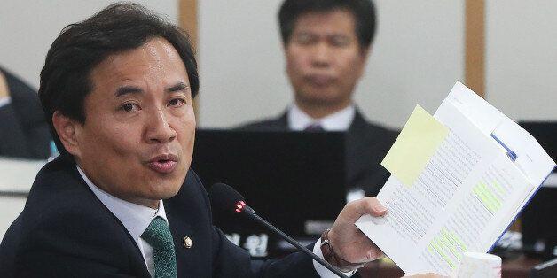 김진태 새누리당 의원이