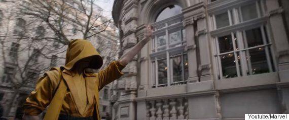 영화 '닥터 스트레인지'를 본 미국 평론가의 한 줄