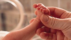 '두 번' 태어난 아기가 있다. 기적적인 수술 성공