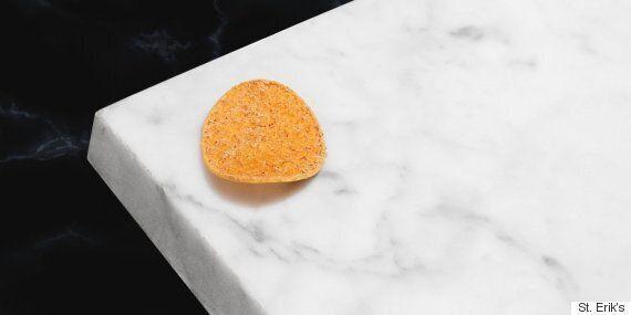 세상에서 가장 비싼 감자칩은 다섯 개에 무려 6만 원이
