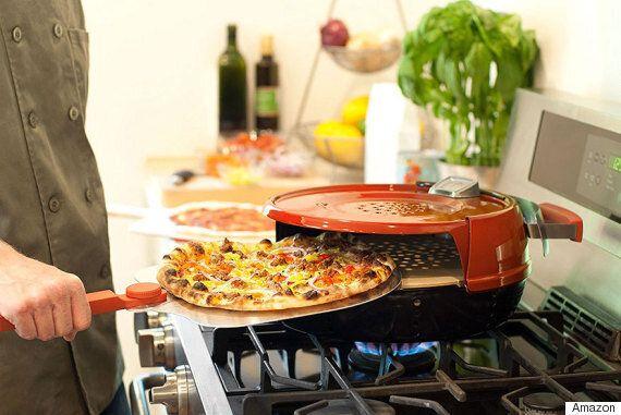 피자를 사랑하는 사람을 위한 1인용 피자 오븐이