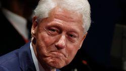 클린턴 캠프가 작년 빌 클린턴의 모건스탠리 강연을 취소시킨
