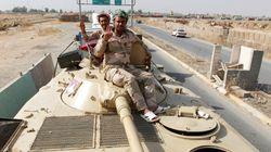 이라크, IS 거점 모술 탈환작전