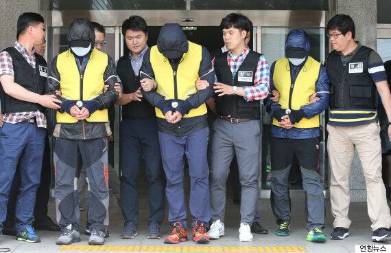 신안 섬마을 성폭행범 3명에게 12~18년이