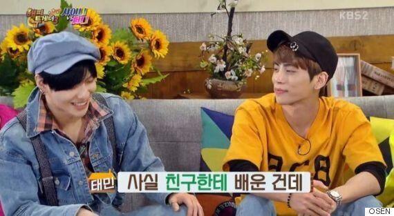 '해투3' 샤이니, 개그맨? 아닙니다...9년차 아이돌표