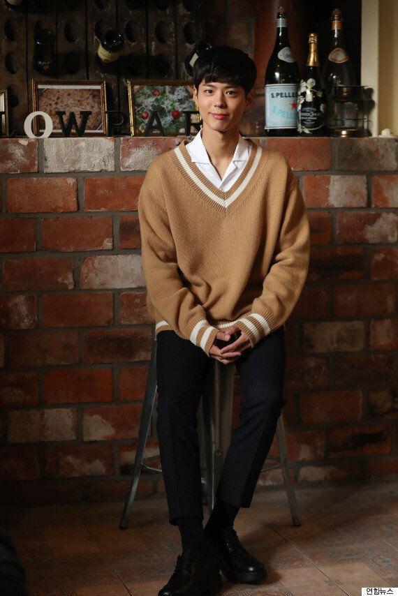 박보검이 '구르미 그린 달빛'의 촬영 뒷이야기를