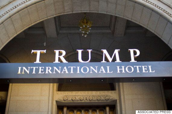 LA다저스 곤살레스가 '트럼프 호텔' 투숙을