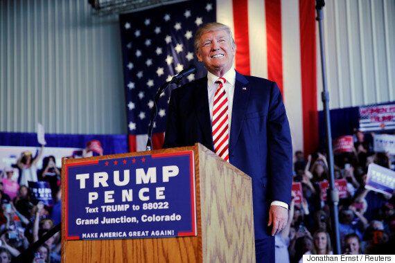 트럼프가 '여론조사는 안 믿는다! 우리는 잘하고 있다!! 내가 이긴다!!!'고