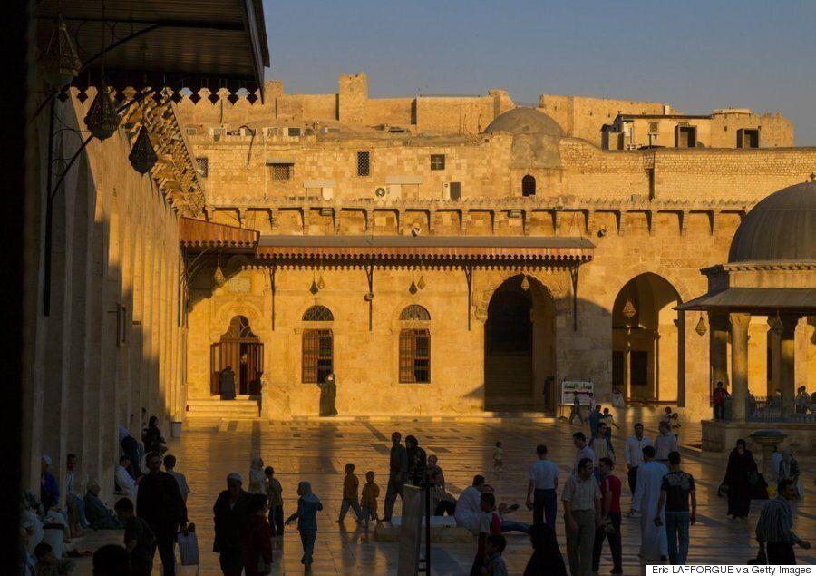 전쟁 이전, 시리아 알레포는 이렇게나 아름답고 활기 넘치는