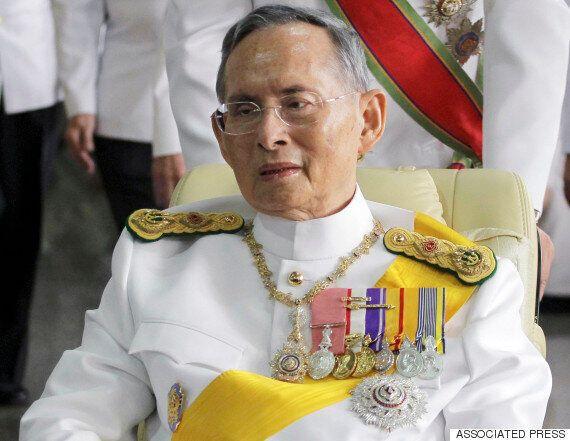 '세계 최장 재위' 푸미폰 태국 국왕