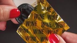 와인을 사랑한다면 무조건 이 콘돔을