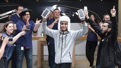 현재 가장 비싼 아이폰 기종은 아이폰7이