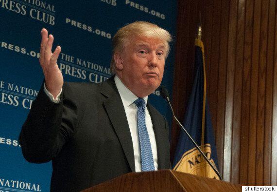 트럼프가 선거도 안 했는데 '선거 조작'이라고 섀도 복싱을 하는