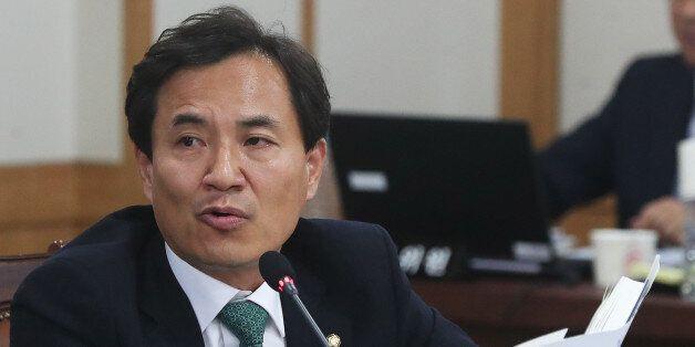 김진태가 '백남기 영장' 집행 못하는 경찰청장에 사의를
