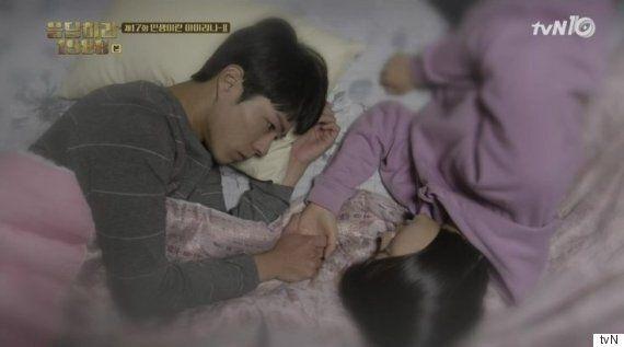 박보검이 생각지 않게 방송 3사를 대통합했다