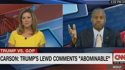 카슨 : 트럼프가 아니라 '처녀 귀'가