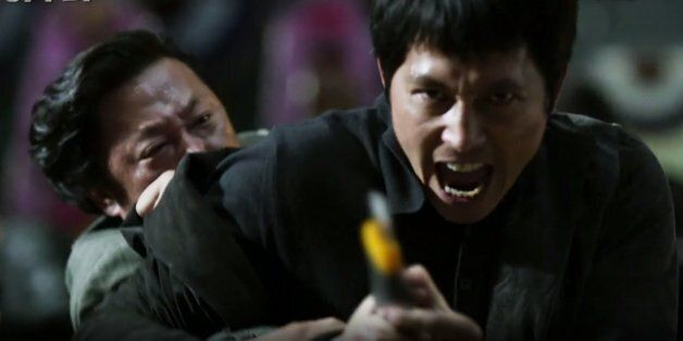 '아수라', 개봉 나흘만에 100만 돌파..반응은 극과