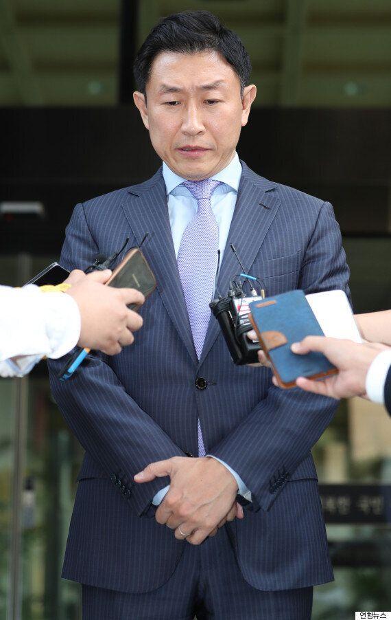 '스폰서' 김형준 부장검사에 구속영장이 청구됐다(청탁